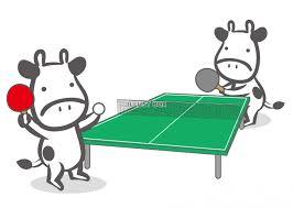 卓球から学ぶこと。